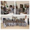 حرس الحدود يحتفل بتخرج عدد من الدورات التخصصية من مدرسة الأسلحة