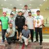 بالصور ختام بطولة الأولمبياد لأسلحة ضغط الهواء في اتحاد الرماية