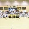 الشباب يكرم أبطال التايكوندو ويدشن مشروع 1000 لاعبة ولاعبة