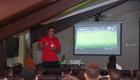 الشباب يواصل تحضيراته والزويد يشرح التعديلات الجديدة في قانون كرة القدم