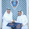 الفيحاء يوقع عقد شراكة مع شركة فاز الدولية
