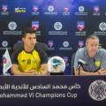 ريجيكامب: سنقاتل لإسعاد جماهير الوصل  ليما: مواجهة الفريق السوداني ستكون صعبة… ولكننا نسعى للفوز