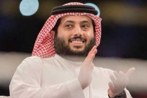 تركي آل الشيخ يقدم التهنئة لمنتخب مصر لكرة اليد