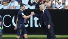زيدان: لا أهتم بخسارة برشلونة