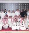 رابطة الدوري السعودي للمحترفين تُبهر الجميع في تنظيم حفل التدشين