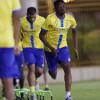 النصر يستعد لمواجهة ضمك وفيتوريا يقسم اللاعبين لمجموعتين