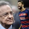 بيكيه يقرر تقديم دعوة لرئيس ريال مدريد