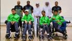 منتخبات البارالمبية تختتم تحضيراتها للمشاركة في دورة ألعاب غرب آسيا بالأردن