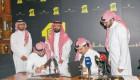 الاتحاد يوقع عقد رعاية مع القرشي والوفاق للسيارات
