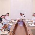 مجلس إدارة الفيحاء يعقد اجتماعه الدوري ويقر الهيكل التنظيمي