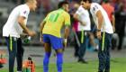 مدرب البرازيل يتحدث عن إصابة نيمار