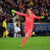 حارس برشلونة يتذكر السقوط أمام ليفربول وروما