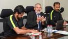 رئيس لجنة الحكام يزور نادي الفتح