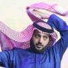 رسالة من تركي آل الشيخ للاعب الأهلي المصري