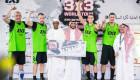 الأمير عبدالعزيز بن تركي الفيصل يتوج ريغاغيتو بجولة العالم لكرة السلة 3×3 في جدة