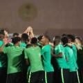 """أخضر """"تحت 19 عامًا"""" يدشّن معسكره في الشرقية تحضيرًا للتصفيات الآسيوية"""