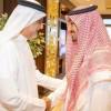 الامير عبدالعزيز الفيصل يلتقي برئيس الاتحاد الآسيوي بالرياض