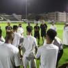 العبدلي يرسم التكتيك بأجتماع مع اللاعبين ومكافآت مضاعفة للفوز في الديربي