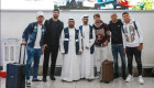 المنتخب البرازيلي يصل إلى الإمارات للمشاركة في المباراة المرتقبة ضد كوريا الجنوبية يوم 19 نوفمبر