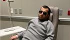 آل الشيخ ينشر صورة من رحلة علاجه