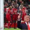 """لينكير: فقط """"ترامب"""" يمكنه ايقاف ليفربول"""