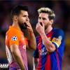 غوارديولا يحرج لاعبه بسبب ميسي