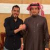 عبدالعزيز الدوسري نصراوي لمدة سنة ونصف