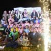تضامن الطرف بطل لبطولة الكابتن حسين الحبيب وسط كرنفال ابهر الجميع