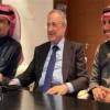 """السويكت يجتمع مع رئيس ريال مدريد في حضور """"الحلافي"""""""