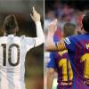 سكالوني: ميسي برشلونة هو ميسي الأرجنتين