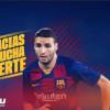 برشلونة يعلن رحيل لاعبه للدوري البرتغالي