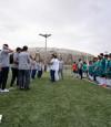 اختتام دورة اكتشاف المواهب لكرة القدم على هامش دوري المدارس