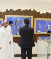 النصر يوقع عقداً مع شركة التنفيذ المثالية ( IDEX ) .. ووفد فرنسي يزور النادي