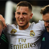 هازارد يعترف بالفشل مع ريال مدريد.. ولكن