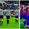 نيوكاسل السعودي يتحرك من أجل لاعب برشلونة