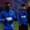 هل يرحل ميسي عن برشلونة مجانا؟