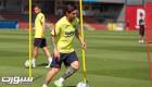 هل يغيب ميسي عن لقاء ريال مايوركا؟