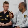 مدرب بلجيكا يرعب السيتي