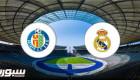 تشكيل ريال مدريد المتوقع أمام خيتافي