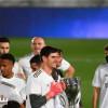كورتوا يرد على سخرية جماهير برشلونة