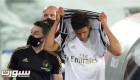 زيدان يقلق جماهير ريال مدريد بسبب فاران