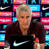 مدرب برشلونة يرد على ميسي ويتحدث عن كواليس الاجتماع مع بارتوميو