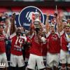 آرسنال زعيم كأس الاتحاد الإنجليزي
