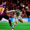 مدافع برشلونة يختار أفضل المهاجمين حاليا