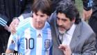 نجل مارادونا: فقط والدي أفضل من ميسي
