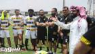 الاتحاد يحفز لاعبيه للهروب من شبح الهبوط هل ينجح ؟
