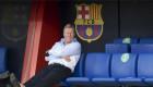 مدرب برشلونة يعلن جاهزية الوافد الجديد للقاء إيلتشي