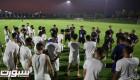 الأهلي يحفز لاعبيه قبل المواجهة الآسيوية