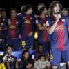 جوارديولا يصف بويول بأفضل لاعبي برشلونة في التاريخ