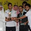 جامعة الملك عبدالعزيز تحقق بطولة كرة الطائرة